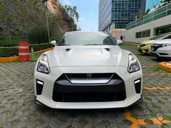 Nissan Gtr 2017 Como Nuevo