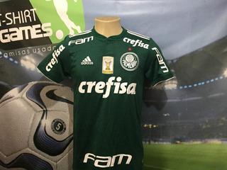 Camisa Do Palmeiras Campeão Brasileiro 2018 !!!