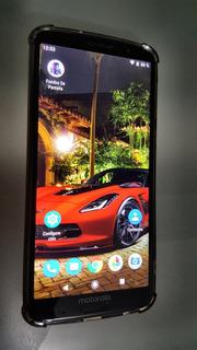 Vendo O Cambio Celular Moto G6 Plus De 64gb Y 4 En Ram