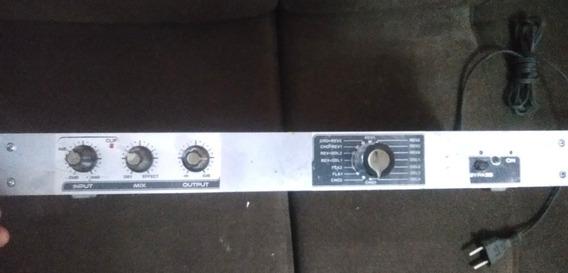 Processador De Efeitos (câmara De Eco) Staner Dsp16