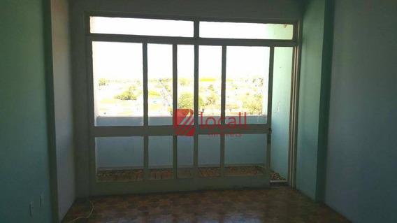 Apartamento Residencial Para Venda E Locação, Centro, São José Do Rio Preto. - Ap1050