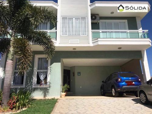 Excelente Casa A Venda No Condominio Reserva Da Serra Em Jundiai Sp. - Ca0534