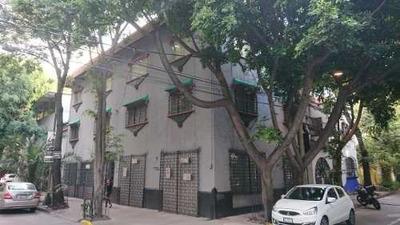 Edificio En Venta, Colonia Hipodromo. Ode-0113
