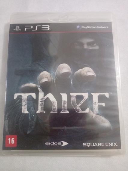 Thief - Ps3 Novo Lacrado