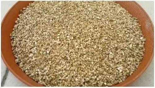 Vermiculita 5litros/1libra Natural Sustrato Para Cultivo