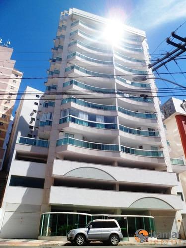 Imagem 1 de 26 de Apartamento Com 3 Quartos À Venda, 105 M²- Centro - Guarapari/es - Ap2081