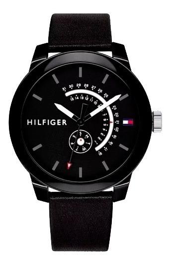 Relógio Tommy Hilfiger Masculino Couro 1791479