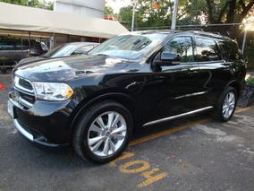 Dodge Durango Crew Luxe V6 At 2012***flamantisima***