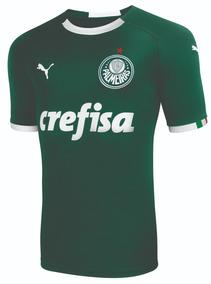 Camisa Do Palmeiras Verde Puma 2019 ( Personalizada )