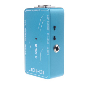 Joyo Jdi-01 Di Box Passive Direct Box Amp Simulation Guitar