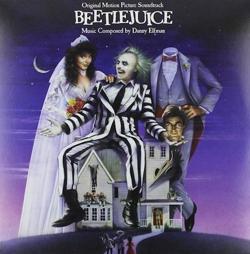 Beetlejuice - Banda Original De Sonido (vinilo)