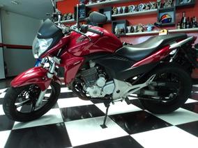Honda Cb300 2012 Vermelha
