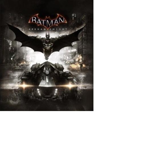 Batman Arkham Knight-pc-dvd (midia Fisica)