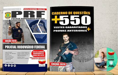 Concurso Prf Policial Rodoviário Federal Apostila 2020