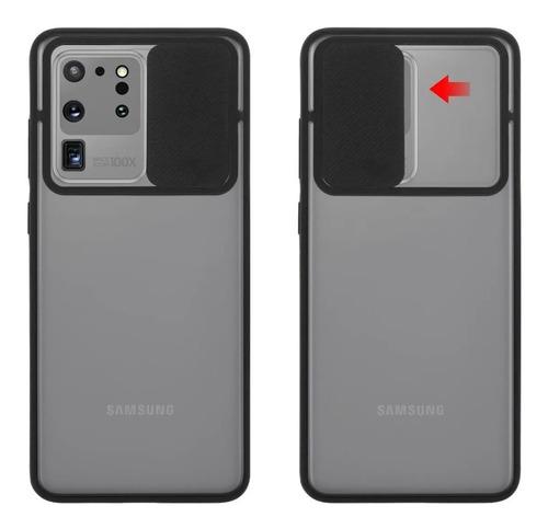 Funda Protector Lente De Camara Samsung Galaxy Uso Rudo