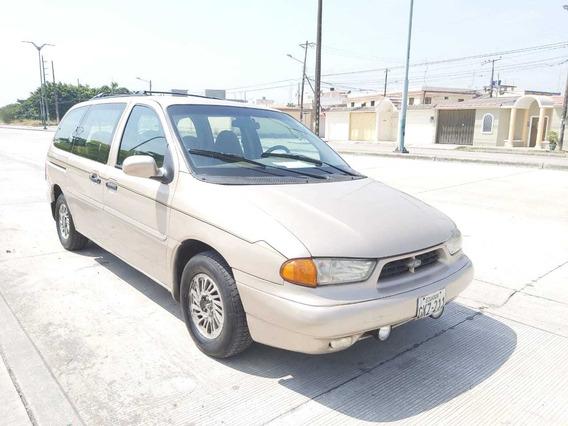 Ford Winstar Wagon Gl - Motor 3.8 - Color Crema - 4 Puertas