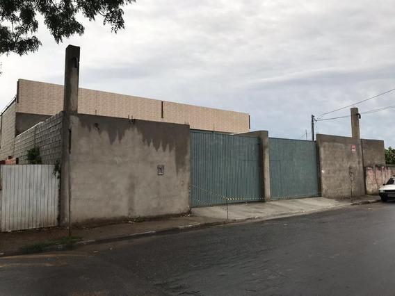 Galpão Para Alugar, 600 M² Por R$ 7.000/mês - Jardim Presidente Dutra - Guarulhos/sp - Cód. Ga0346 - Ga0346