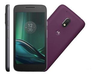 Celular Motorola Moto G4 Play 16gb Dual Tv Xt1603 - Grade C