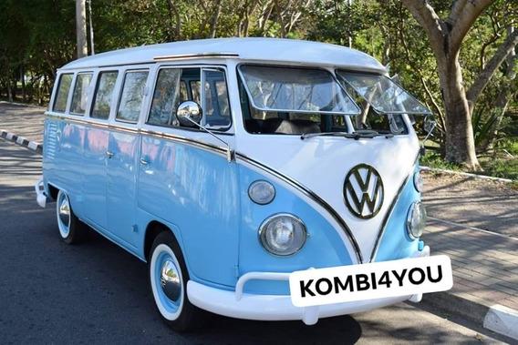 Vw Split Samba T1 T2 Bus Kombi For Export