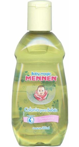 Colonia Mennen Para Bebé 200ml Original (15)