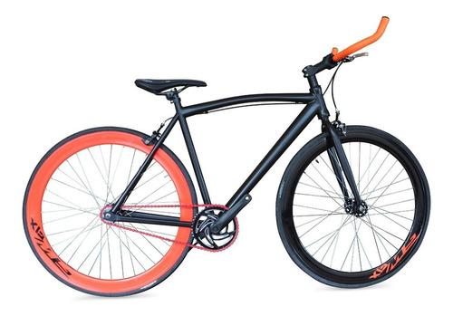 Imagen 1 de 1 de Bicicleta Urbana Rin 700 Fixed Aro Gw 45 Mm