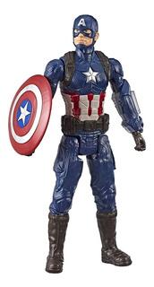 Muñeco Capitan America Avengers Endgame Hasbro 30 Cm