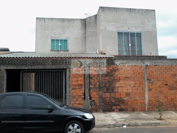 Casa Residencial À Venda, Parque Gabriel, Hortolândia. - Ca0544
