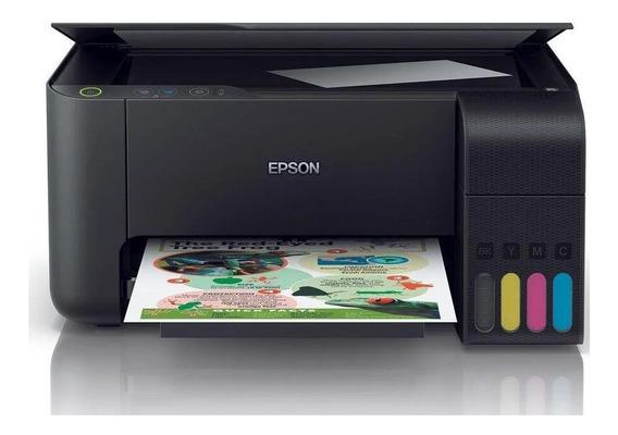 Impresora Epson Multifuncional L3110 Tinta Continua. Tienda