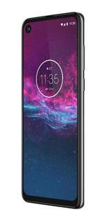 Smartphone Motorolaone Action 128gb Branco Câmera Tripla 12 Mp + 5 Mp + 16 Mp Tela 6,3 Xt2013-1