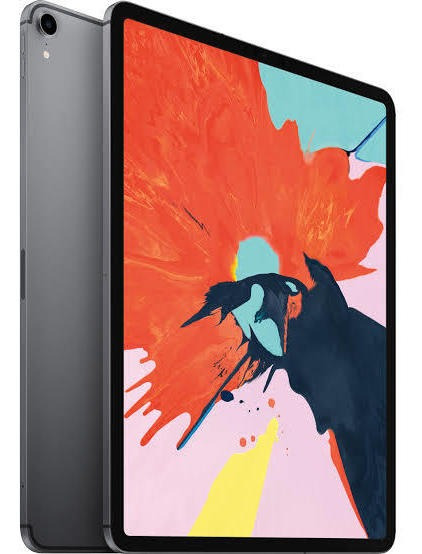iPad Pro 12.9 Wi-fi 64gb Space Gray Lacrado