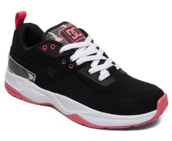 Tênis Dcshoes Tribeka Se Black/pink