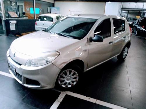 Renault Sandero 1.6 Authentique Pack 2012  U/dueño (eo)