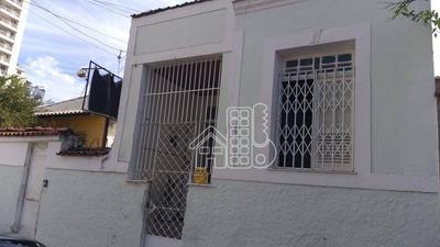 Casa Comercial Ou Residencial Em Santa Rosa!! - Ca0961