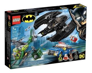 Lego Batiplano De Batman El Asalto Del Acertijo 76120