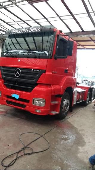 Mercedes Benz, Axor 2540, 2009 Com Ar Condicionado Impecável