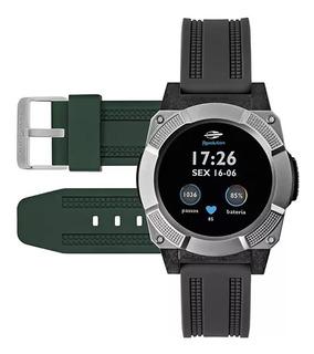 Relógio Masculino Mormaii Smartwatch Mosraa/8c - Prata