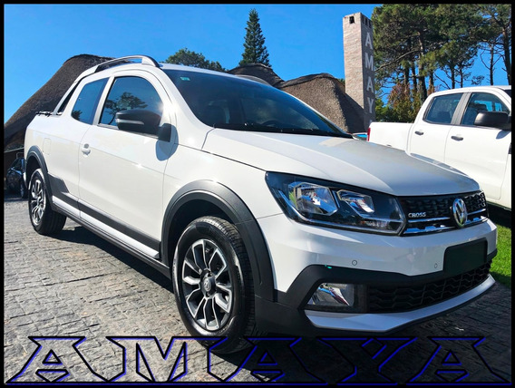 Volkswagen Saveiro Cross Doble Cabina Amaya
