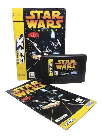 Star Wars Arcade Mega Drive Mídia Física Pronta Entrega