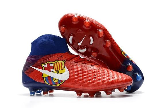 Tachos Nike Magista Barcelona Fg Entrega Inmediata