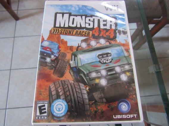Monster Stunt Racer 4x4 Orig Para Nintendo Wii