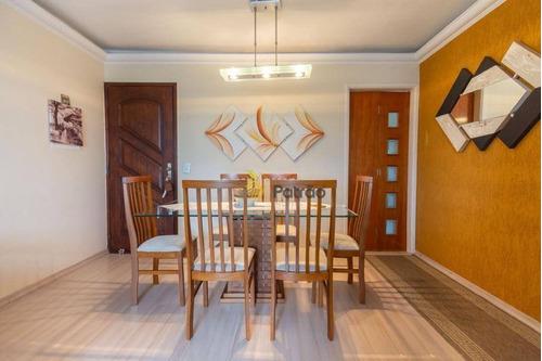 Imagem 1 de 29 de Apartamento À Venda, 70 M² Por R$ 330.000,00 - Parque Terra Nova - São Bernardo Do Campo/sp - Ap3374