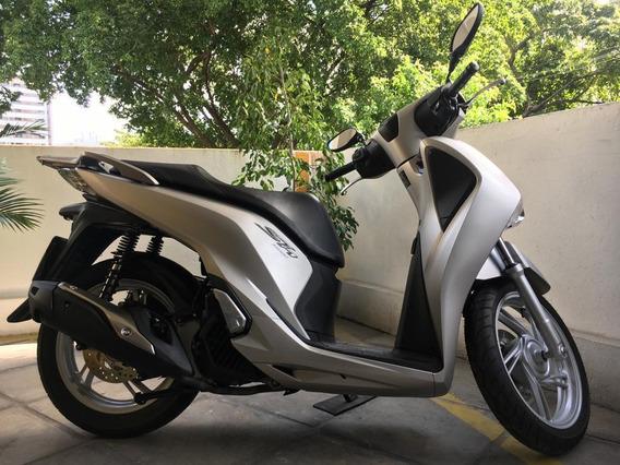 Vendo Honda Sh-150i 17/17 Único Dono / Revisao Em Dia