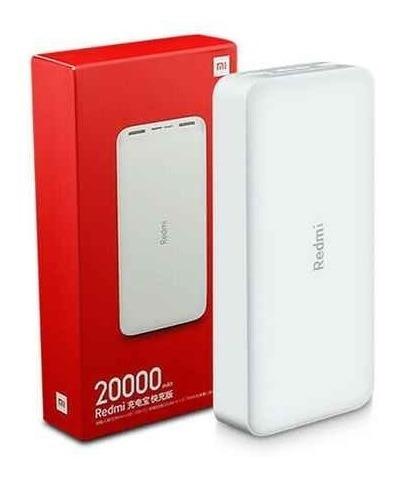 Xiaomi Redmi Power Bank 20.000 18w Usb-c Cargador Rapido