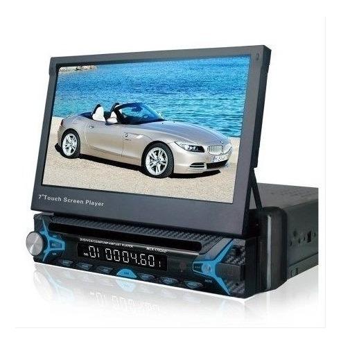 Pantalla Radio Dvd Mp5 Hd Wifi Usb Para Carro Vehiculo Autor