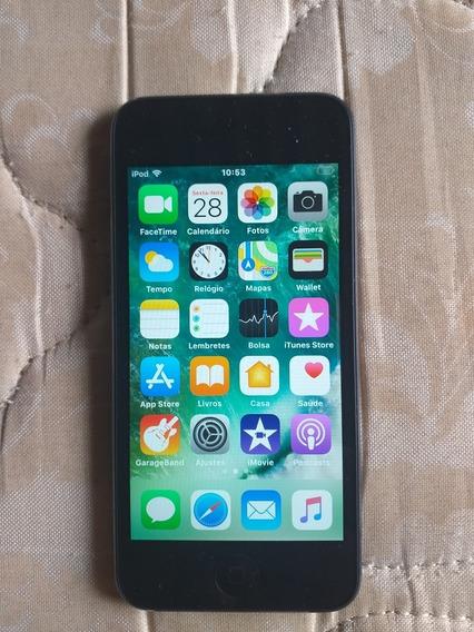 iPod Touch 6° Geração 32 Gigas Cor Cinza Escuro Em 12 X