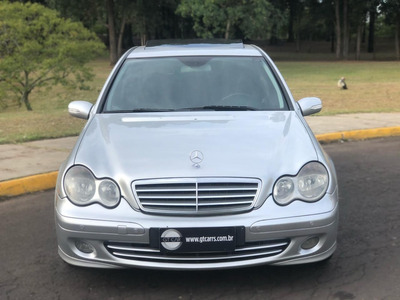 Mercedes Benz - C 180 Kompressor 2005