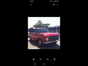 Chevrolet C10 2,5 Turbo Diesel Cs 1976