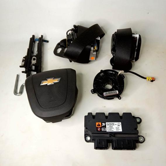 Kit Airbag Completo Original Gm Onix Ltz Prisma 2019