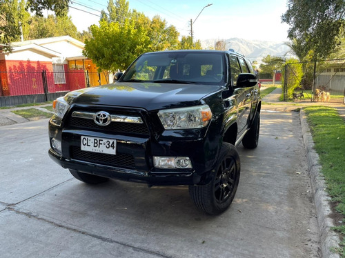 Toyota 4runner 4.0 Limited 4wd At 5p 2010. ¡tremenda!