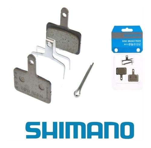 Imagen 1 de 3 de Pastillas De Freno Shimano B01s Br-t615